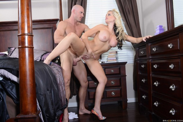 Alena Croft   Mommy Got Boobs (The MILF And The Manny)